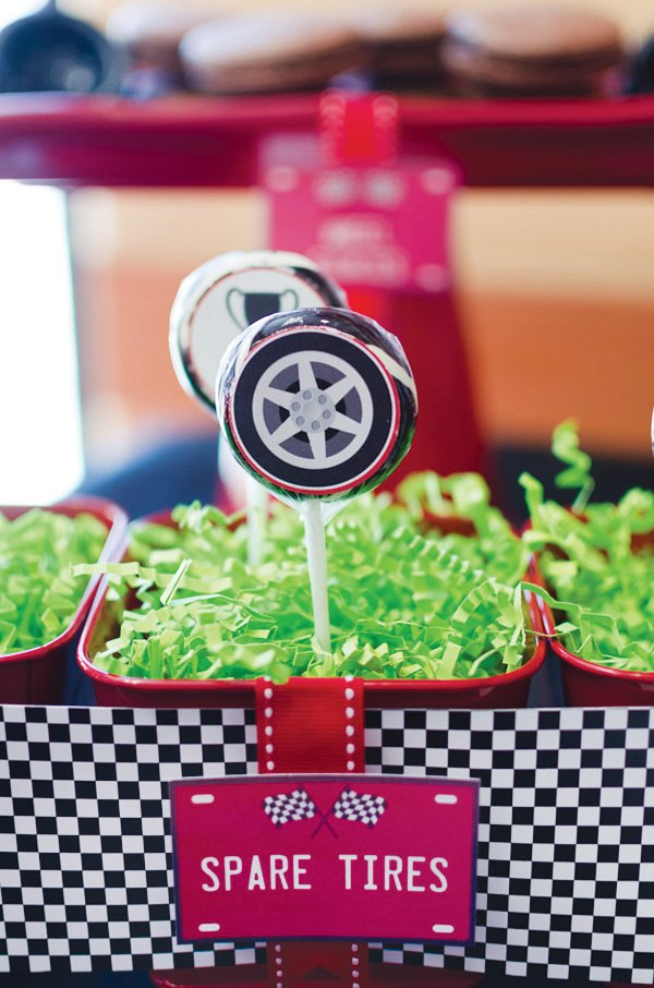 mini cooper spare tire lollipops