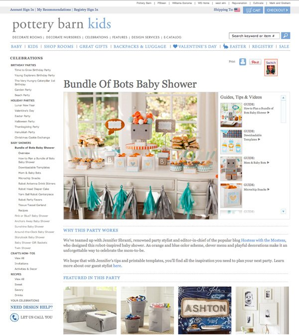 potterybarn kids bundle of bots