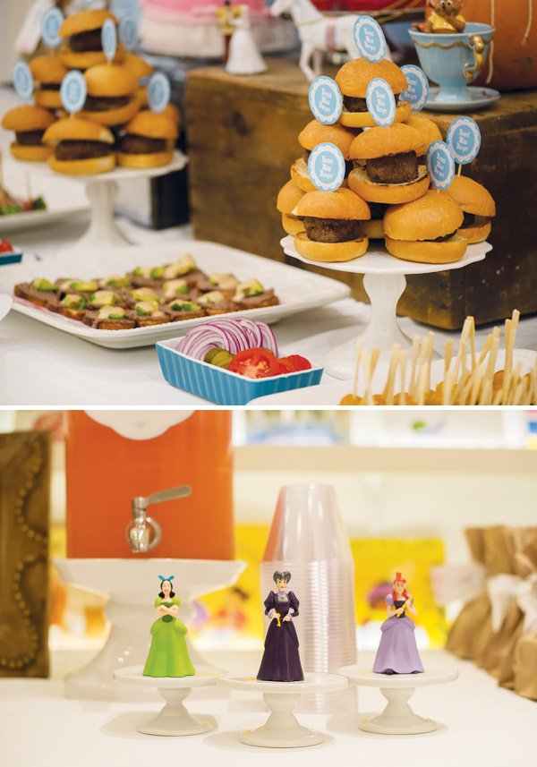 princess party food