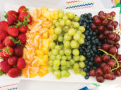rainbow fruits