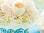 sequin-flower-box-centerpiece