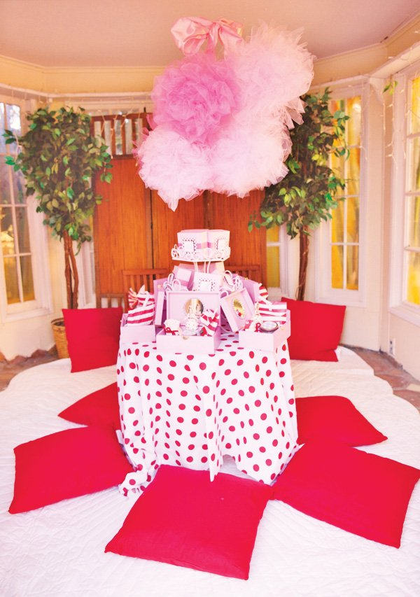 shirley temple inspired party