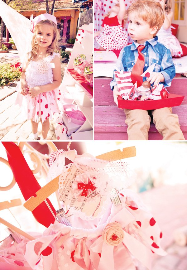 shirley temple party outfits