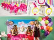 teenage dream sweet sixteen party
