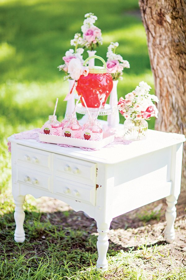 vintage tea party furniture