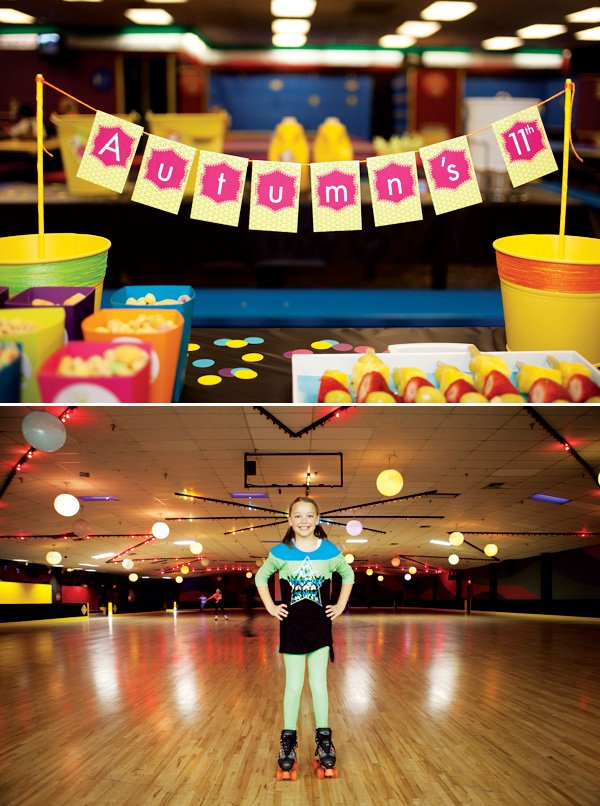 11th birthday party ideas