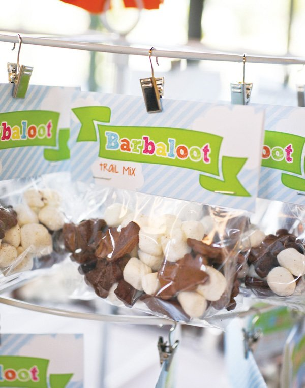 lorax party with barbaloot trail mix