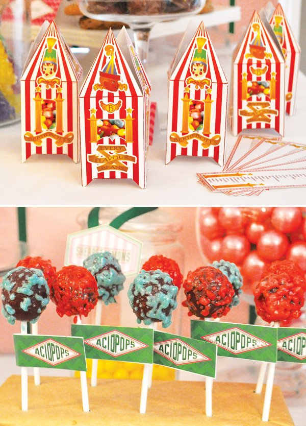 bertie botts every flavor beans printables