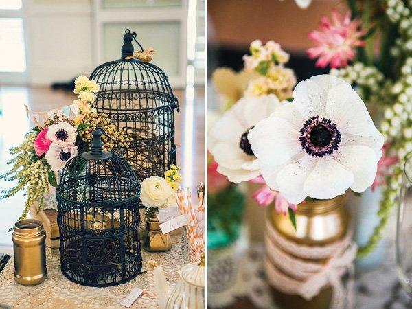 birdcage centerpiece idea