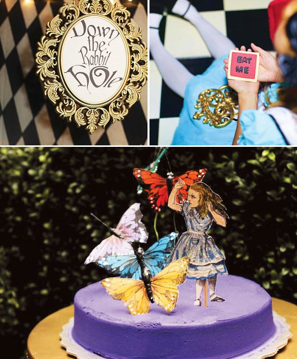 """Wonderland """"Eat Me"""" Cookies"""