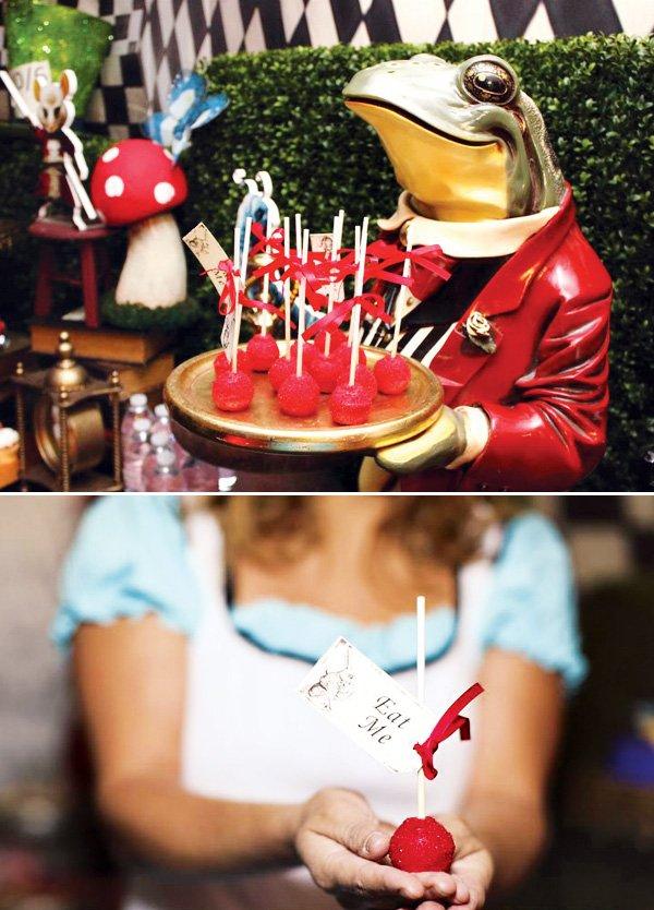 Wonderland Cake Pops
