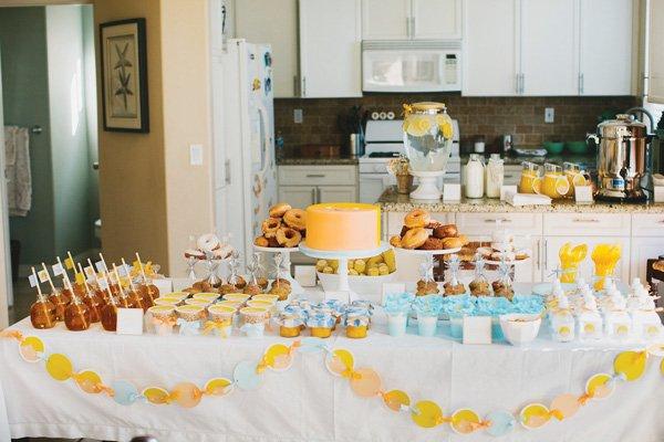 frankie's birthday party