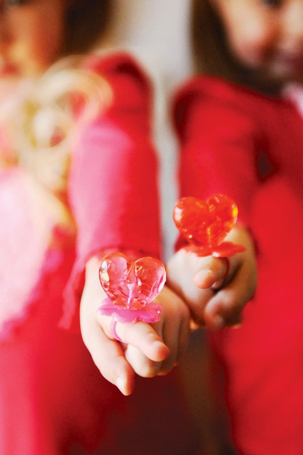 heart rings for valentine's day