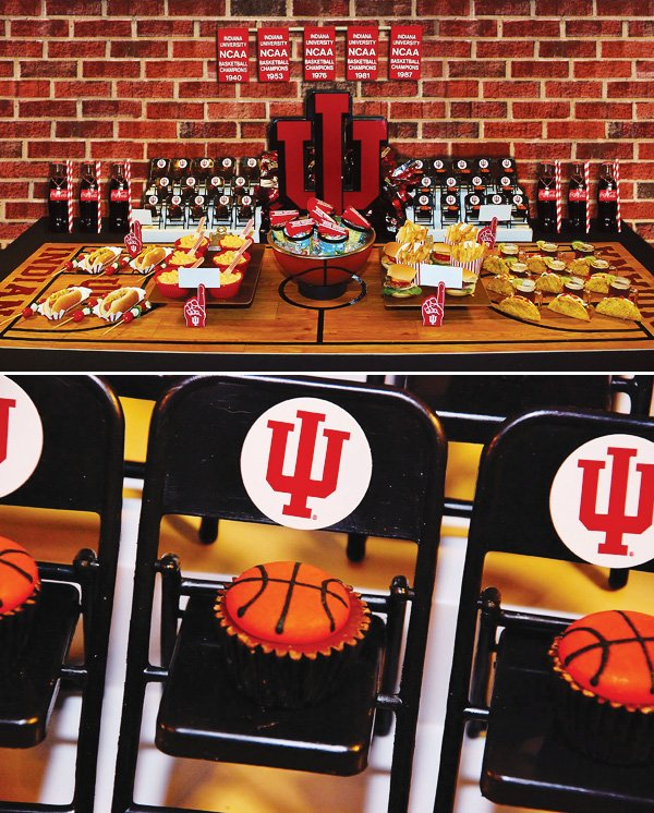 Quot Slam Dunk Quot Indiana Basketball Party Hostess With The