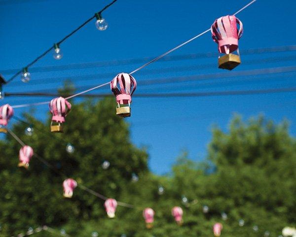 toilet paper tue diy hot air balloons