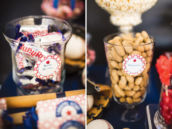 baseball baby shower snack ideas