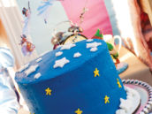Peter Pan Neverland Cake