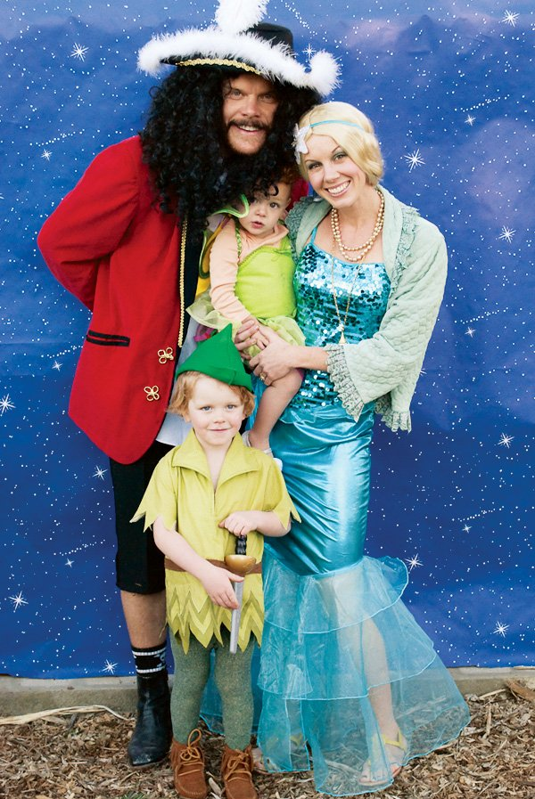 Peter Pan Party Costumes