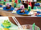 Peter Pan Mermaid Party Cups