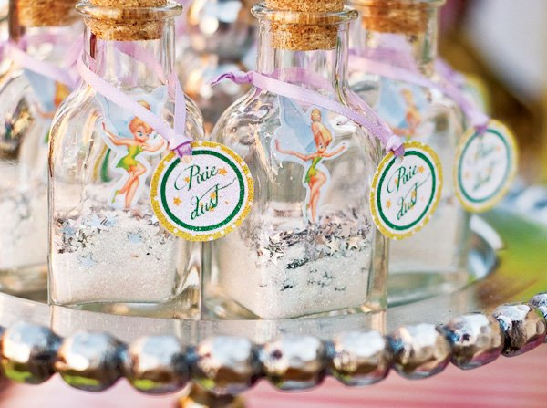 Tinkerbell Pixie Dust Party Favors