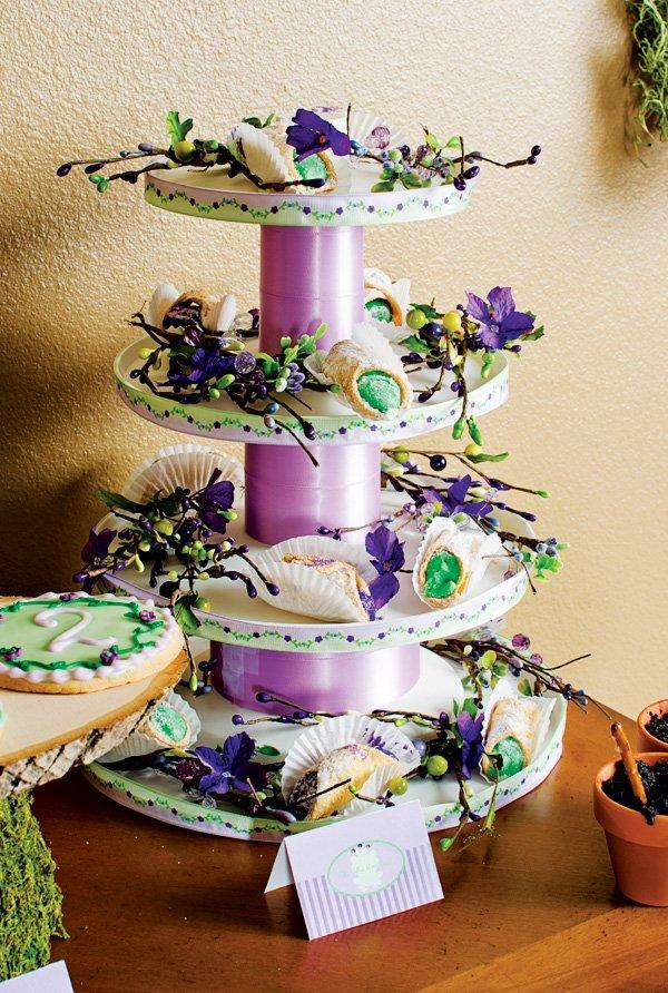 purple princess party ideas