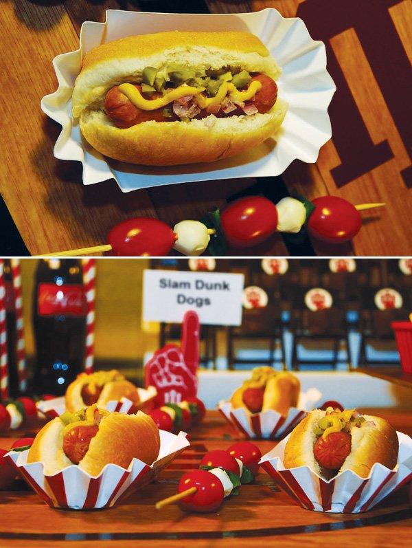 slam dunk hotdogs
