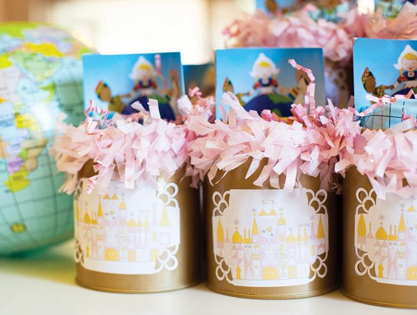 it's a small world party favors