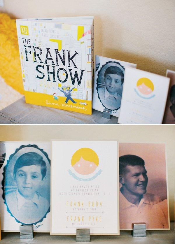 frank show book