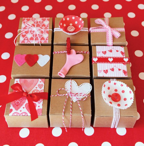 valentine gift boxes