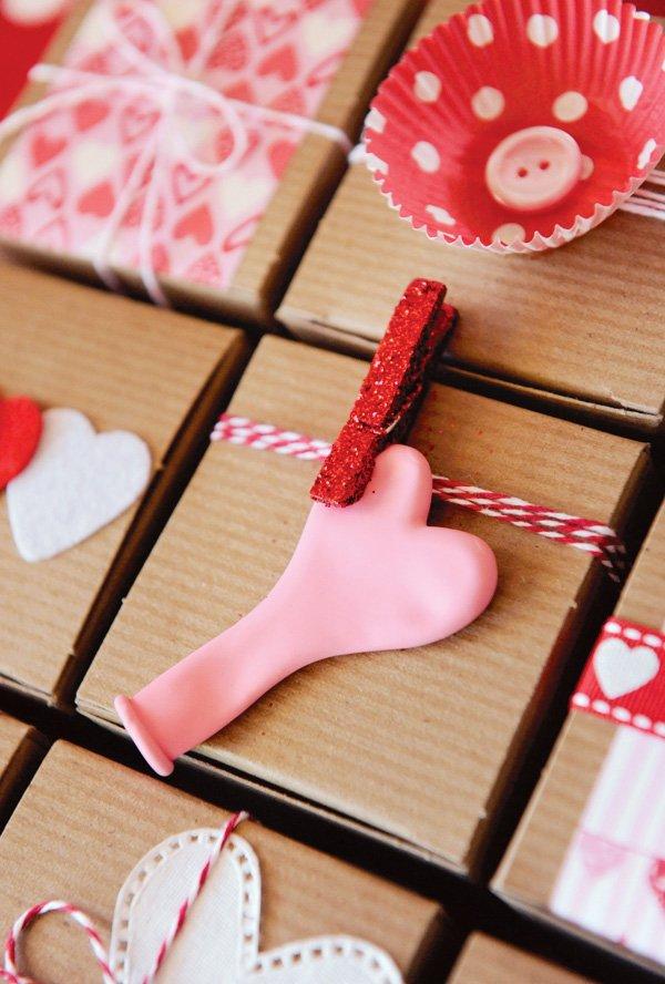 valentine gift wrap ideas