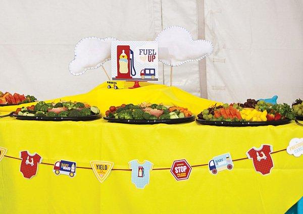 fuel up food station