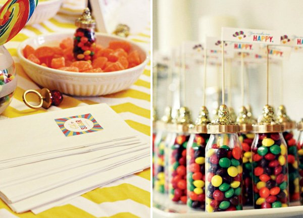 baby shower candy favors
