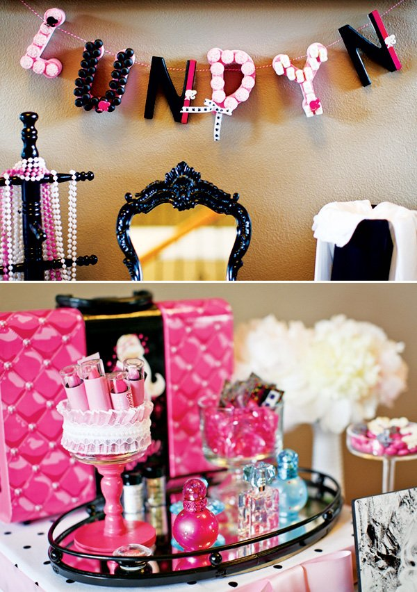 barbie dress up station