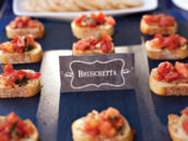 bruschetta toasts