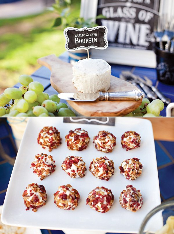 cranberry pecan cheese balls