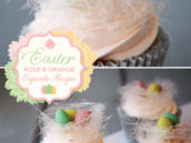 easter cupcake nests