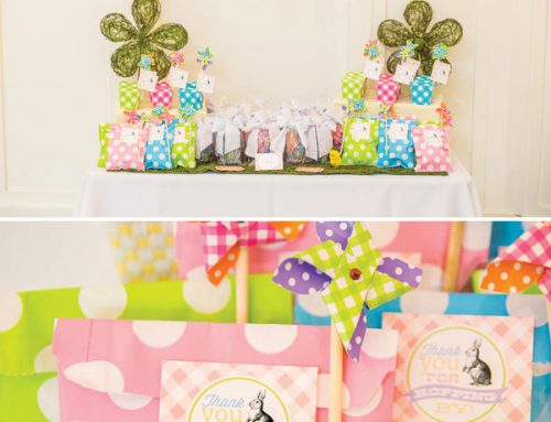 Peter Rabbit Inspired Easter Event {with Pottery Barn Kids at Gardens Mall}
