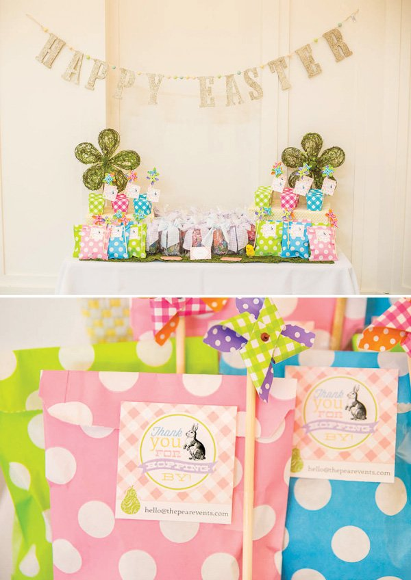 Darling Quot Little Chick Quot Easter Party Theme Hostess With