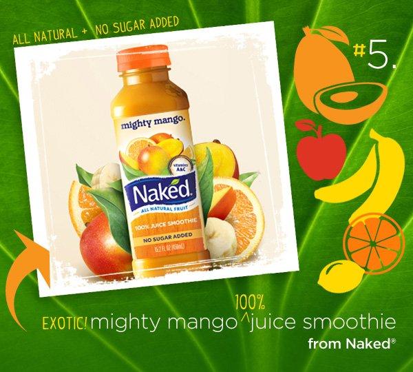 might mango naked juice smoothie