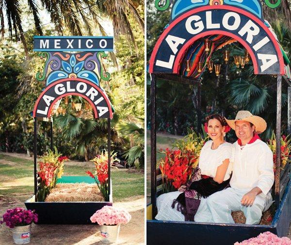 mexico photo booth