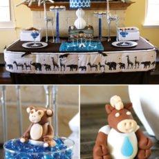 noah's ark baby shower