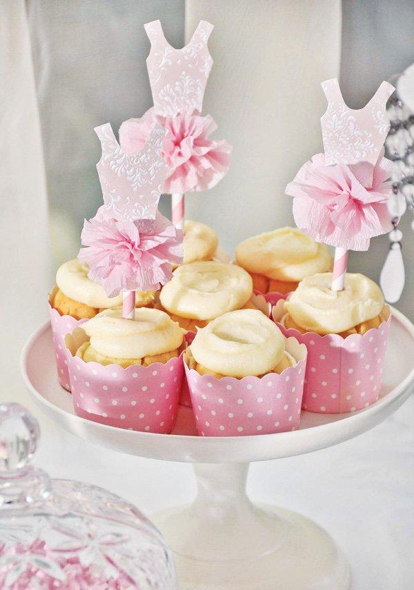 pink creative cupcakes
