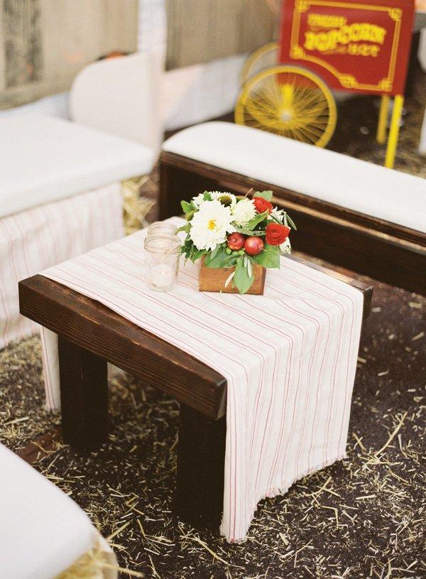 samll table