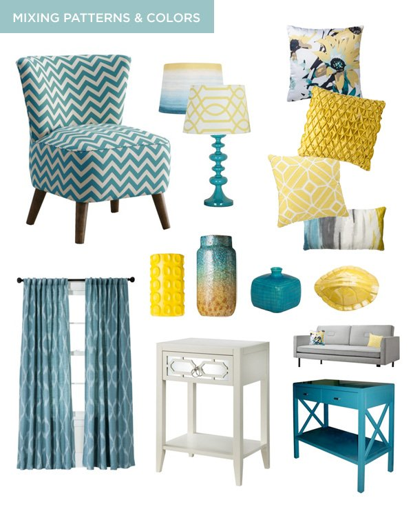 Tips For Mixing Different Patterns Amp Colors In Your Home