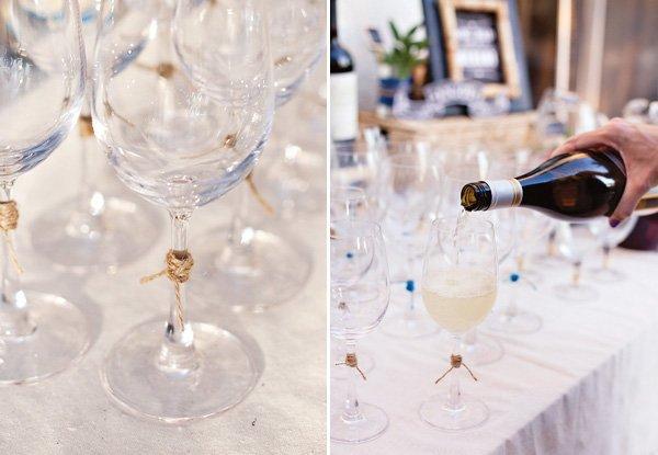 wine tasting party glasses