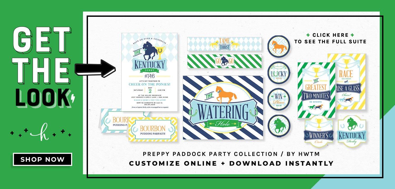 Preppy Paddock Printables