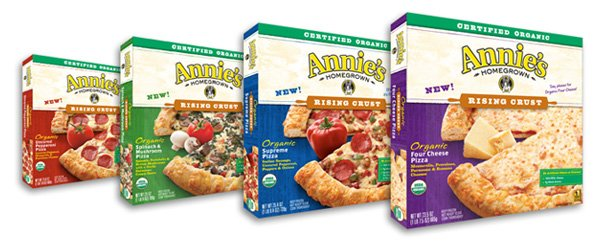 Annie's Organic Rising Crust Pizza