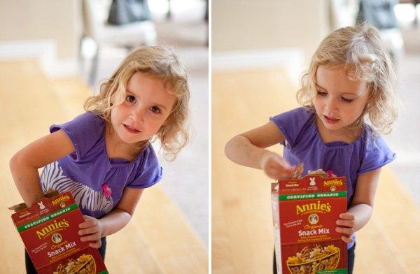 Annie's Organic Snack Mix