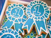 blue ribbon award cookies