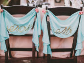 bride and groom chairs backs